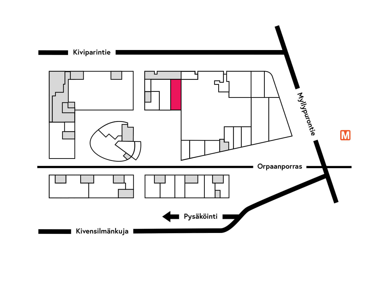 Eläinlääkäriasema Myllyvet